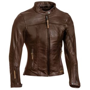 Blouson CRANK LADY  Marron