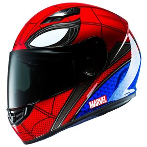 Casque CS-15 - SPIDER-MAN HOMECOMING MARVEL  Rouge/Bleu