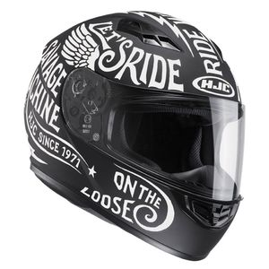 Casque Hjc Cs-15 - Rebel