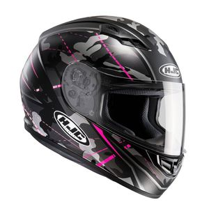 Casque CS-15 - SONGTAN PINK  Noir/Rose