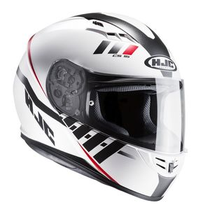 Casque Hjc Cs-15 - Space