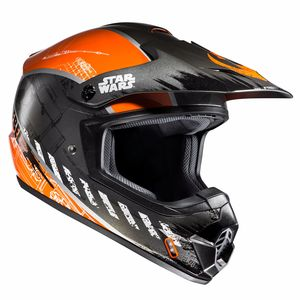 Casque Cross Hjc Cs Mx Ii - Rebel X- Wing Star Wars 2018