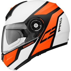 Casque C3 PRO ECHO  Orange