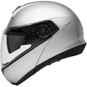Casque C4 brillant  Gris