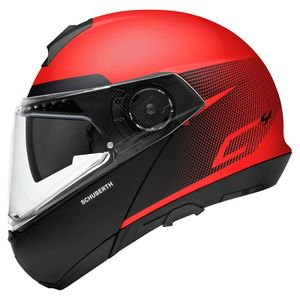 Casque C4 RESONANCE  Rouge