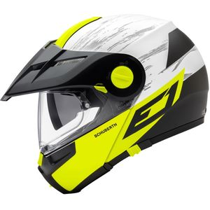 Casque E1 CROSSFIRE  Jaune
