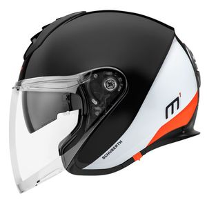 Casque M1 GRAVITY  Orange