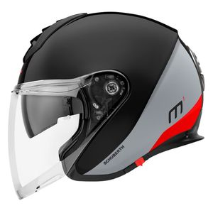 Casque M1 GRAVITY  Rouge