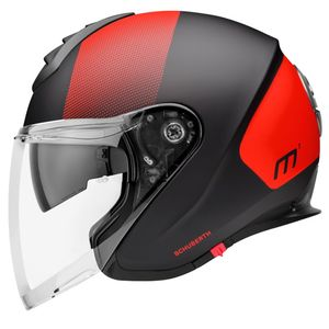 Casque M1 RESONANCE  Rouge