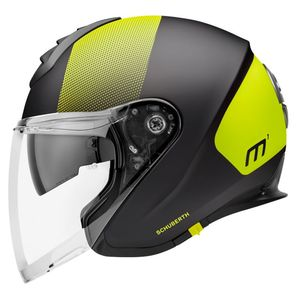 Casque M1 RESONANCE  Jaune