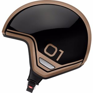 Casque O1 CHULLO  Bronze