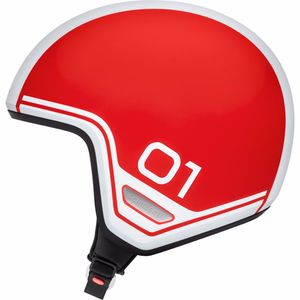 Casque O1 CHULLO MATT  Red