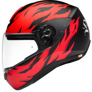 Casque R2 RENEGADE  Rouge