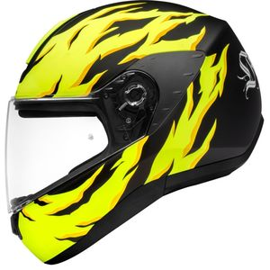Casque R2 RENEGADE  Jaune