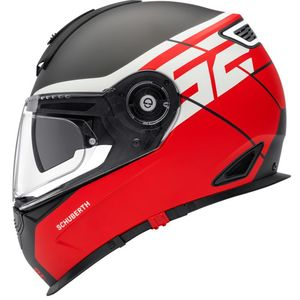 Casque S2 SPORT RUSH  Rouge