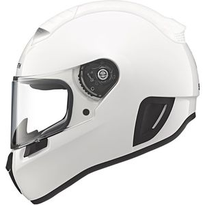 Casque SR2  Blanc brillant