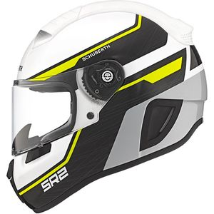 Casque SR2 LIGHTNING  Jaune