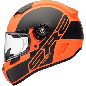Casque SR2 TRACTION  Orange