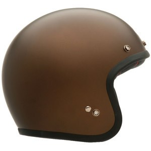 Casque CUSTOM 500 - MATTE BROWN  Marron