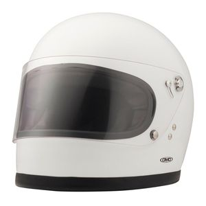 Casque ROCKET SOLID  Blanc