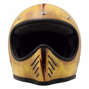 Casque SEVENTY FIVE HANDMADE ARROW  Jaune
