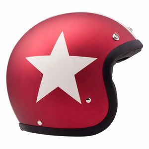 Casque Dmd Vintage Star Comet Matt