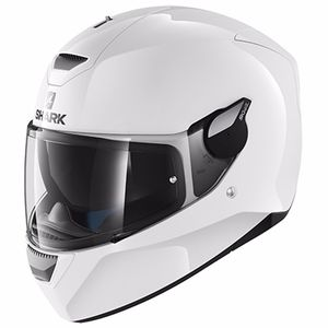 Casque D-SKWAL BLANK  WHU
