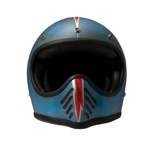 Casque SEVENTY FIVE HANDMADE ARROW BLUE  Bleu