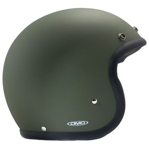 Casque Dmd Vintage Matt Green