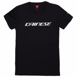 T-Shirt manches courtes DAINESE  Black/White