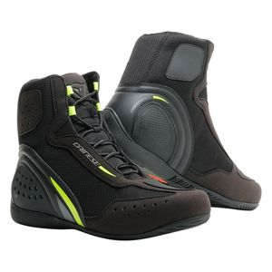 Baskets MOTORSHOE D1 AIR  Black/Fluo Yellow/Anthracite