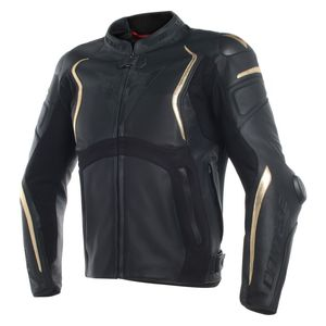 Blouson Dainese Mugello Anniversario Leather Jacket