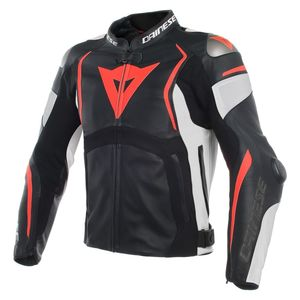 Blouson MUGELLO  Black/White/Red