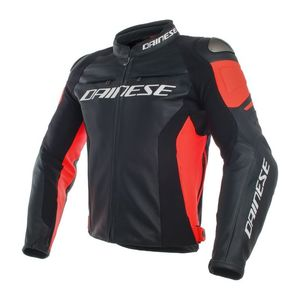 Blouson Dainese RACING 3 Black/Red