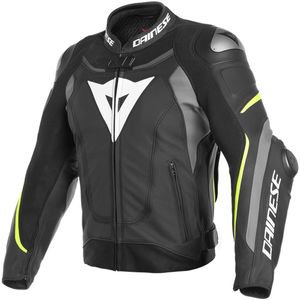 Blouson SUPER SPEED 3  Black/Matt Gray/ Fluo Yellow