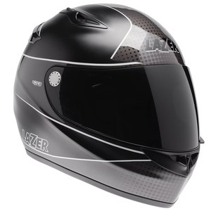 Casque KESTREL DARK PURE GLASS  Noir Mat/Gris