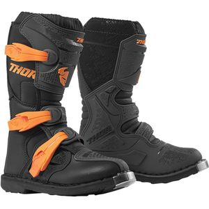 Bottes Cross Thor Blitz Xp Charcoal/orange Enfant 2019