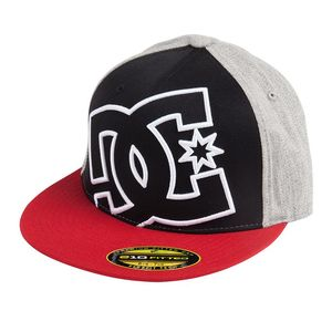 Casquette YA HEARD  Red/Grey
