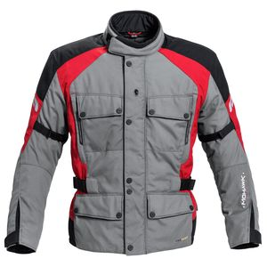 Veste TOURING 1.0  Rouge