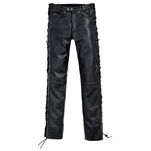 Pantalon LACE-UP 1.0  Noir
