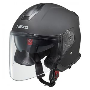 Casque TRAVEL 2.0 - FLAT BLACK  Flat Black