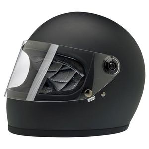 Casque GRINGO S - MATT  Black Matt
