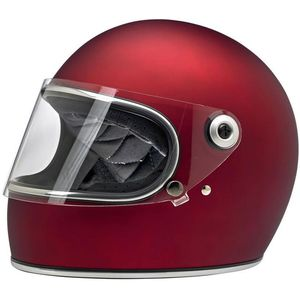 Casque GRINGO S - MATT  Red Matt