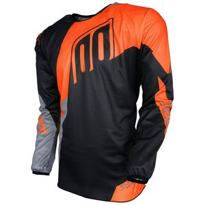 Maillot cross DEVO ALERT NEON ORANGE 2018 Orange