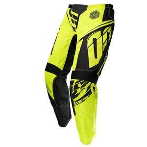 Pantalon Cross Shot Destockage Devo Fast Neon Jaune Enfant 2017