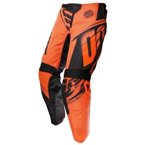 Pantalon Cross Shot Destockage Devo Fast Neon Orange Enfant 2017