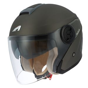 Casque DJ 10-2 - MONOCOLOR - MATT  Marron matt/Gris métal