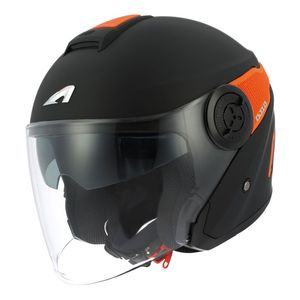 Casque DJ 10-2 - MONOCOLOR - MATT  Noir mat/Orange