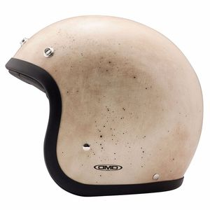 Casque Dmd Vintage Handmade Old