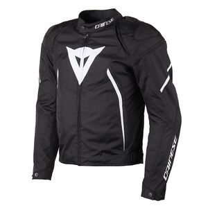 Blouson AVRO D2 TEX  Black/white
